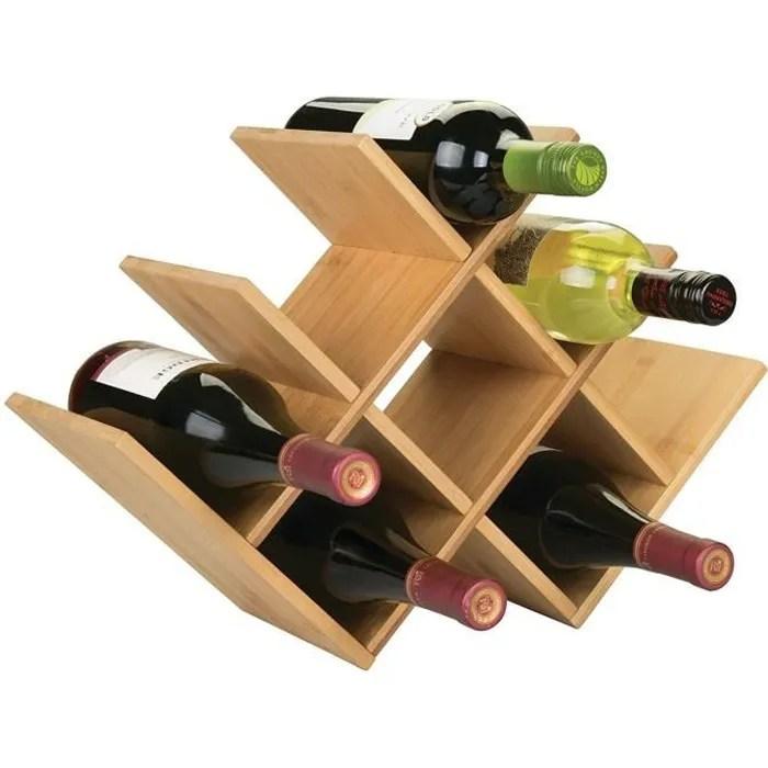 range bouteille pour vin joli casier a bouteille en bois pouvant contenir jusqu a huit bouteilles porte bouteille autoportant po