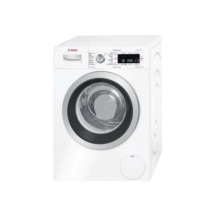 bosch serie 8 waw24748it machine a
