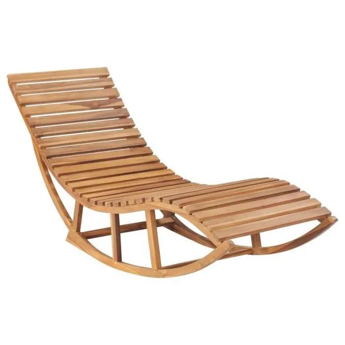 chaise longue de jardin transat jardin de bain rel