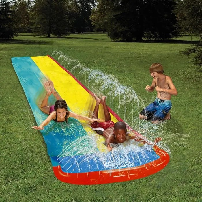 eau jouets toboggan aquatique