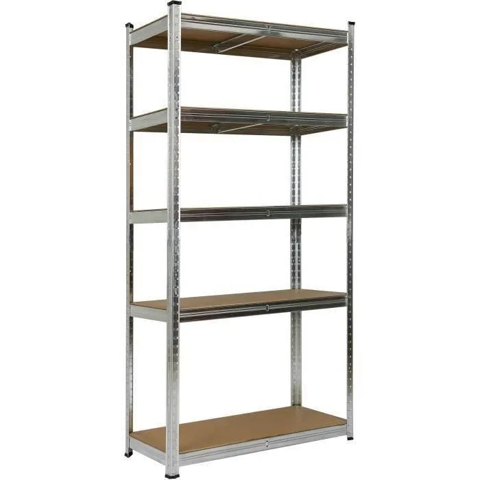 etagere metallique garage