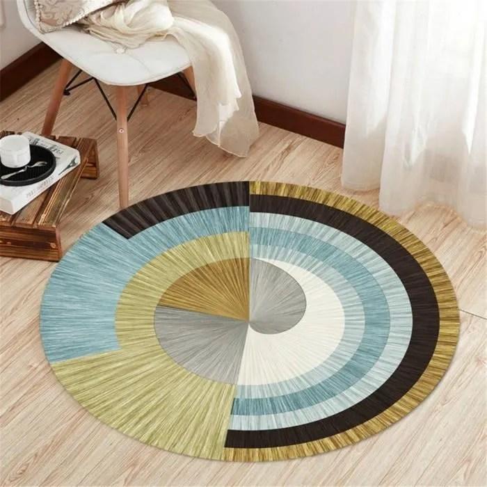 https www cdiscount com maison tapis tapis rond salon 3d mandala lavable super doux c f 11725 shl8995857068360 html