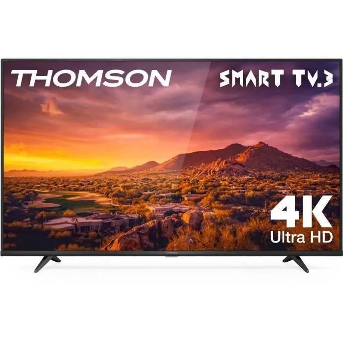 tv 4k 120cm