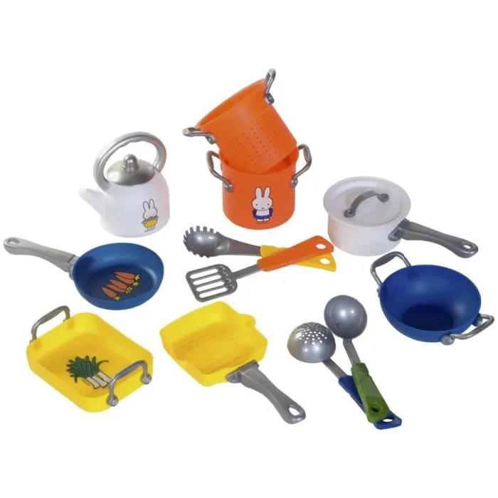 miffy ensemble d ustensiles de cuisine pour enfants 12 pcs