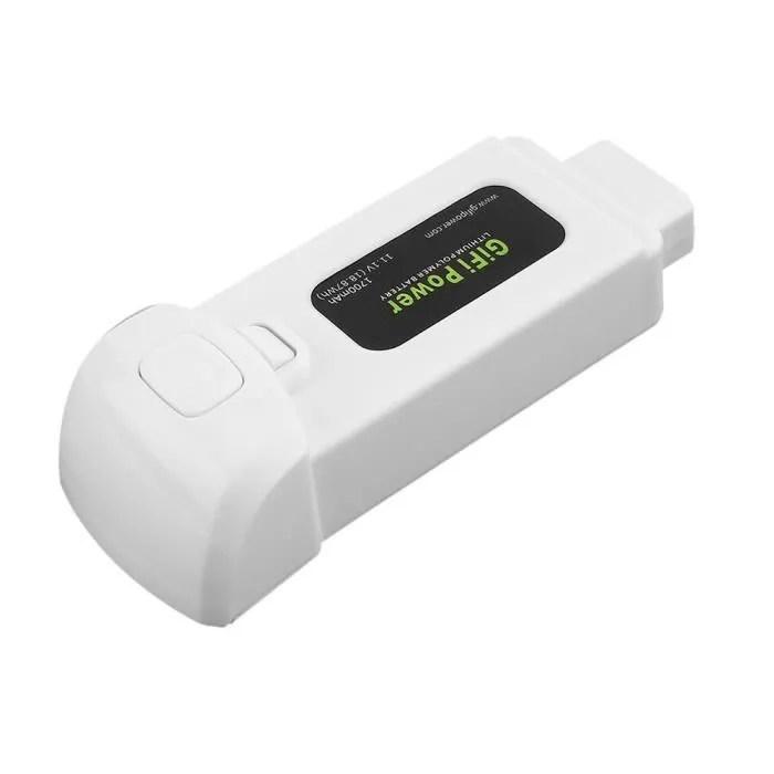 Batterie Chargeur Adaptateur Connectique 1pcs Puissance Compacte Et Legere Gifi 11 1v 1700mah 14 43wh Pour Yuneec Breeze Cdiscount Beaux Arts Et Loisirs Creatifs
