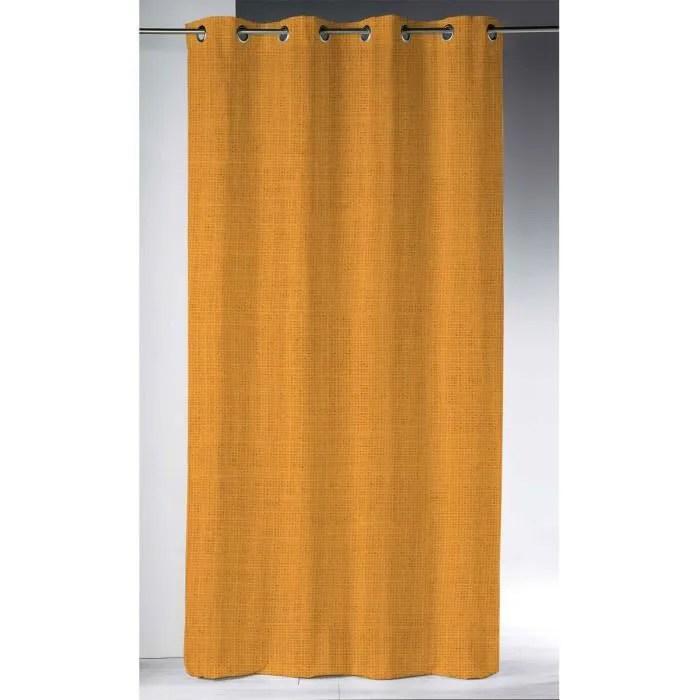 rideau a œillets 140x280 cm en lin