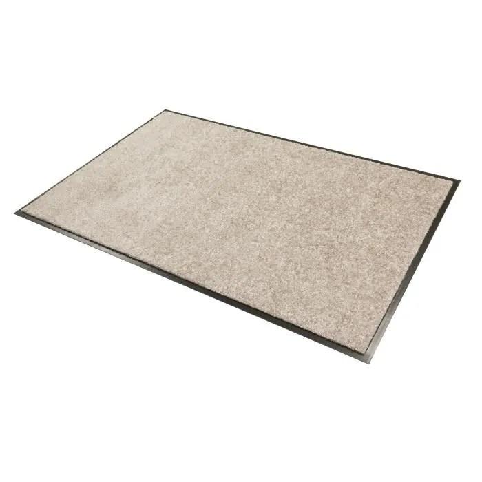 tapis d entree interieur et exterieur 60x90 cm