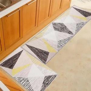 tapis de cuisine devant evier