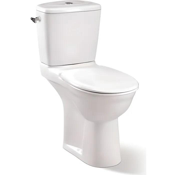 Pack Wc Sureleve Sortie Horizontale Kheops Ideal Standard Achat Vente Wc Toilettes Pack Wc Sureleve Sortie Hor Cdiscount