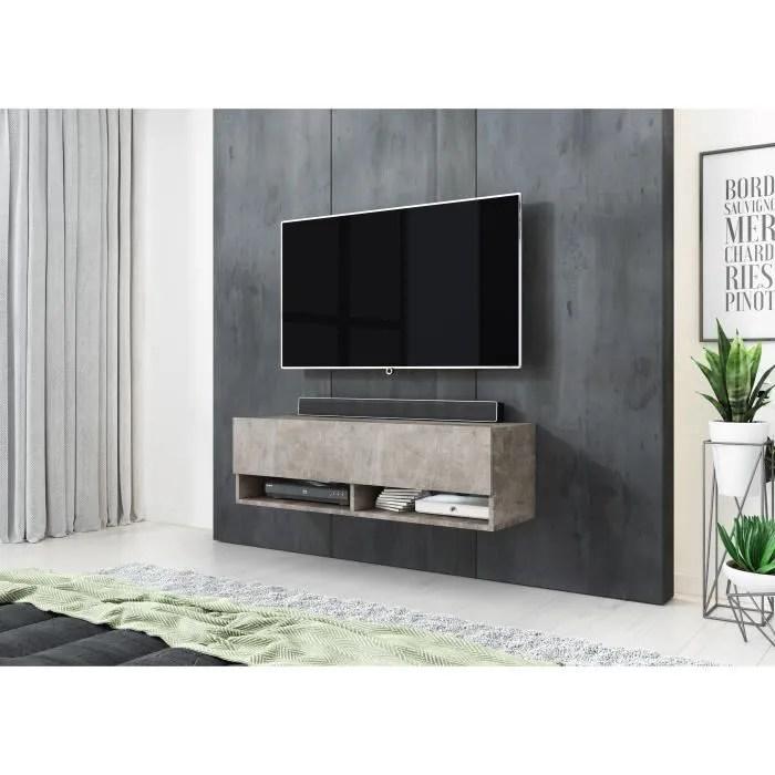 furnix meuble tv meuble de salon alex 100
