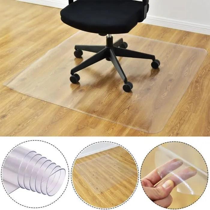 50 90cm tapis de sol chaise bureau tapis de chais