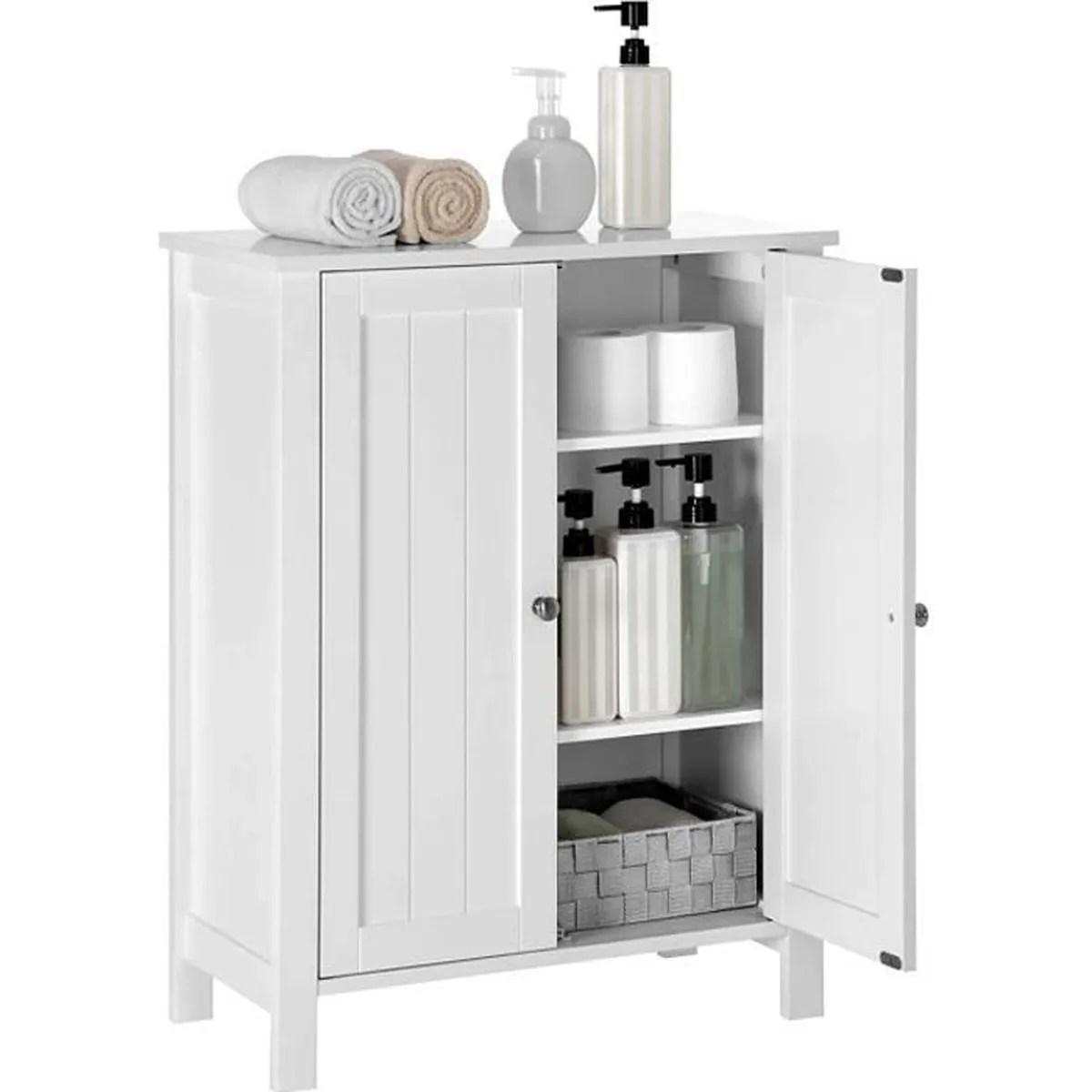 armoire meuble une porte largeur 60 cm