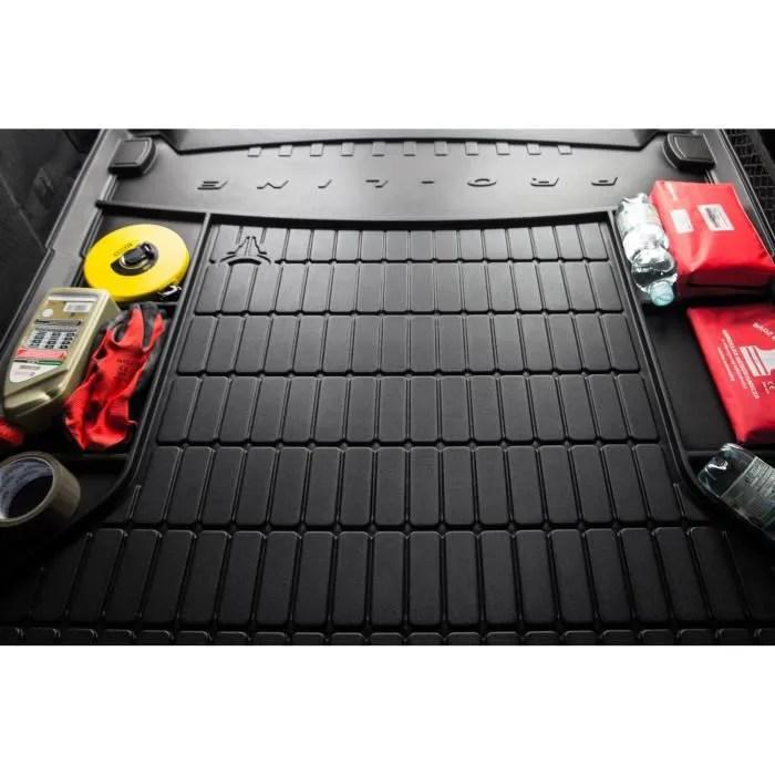 premium caoutchouc 3d tapis de coffre sur mesure p