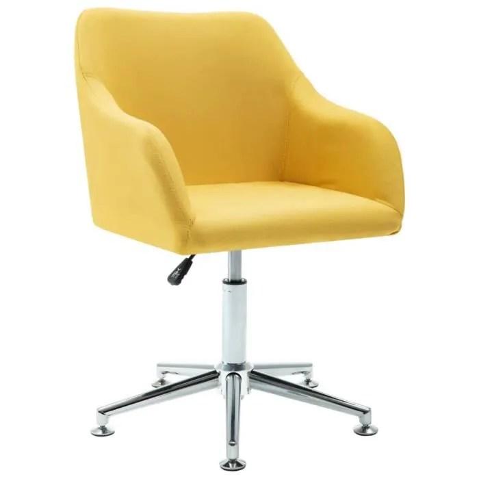 chaise de bureau pivotante fauteuil de