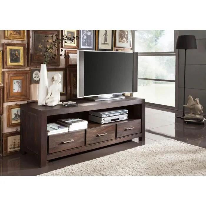 meuble tv palissandre
