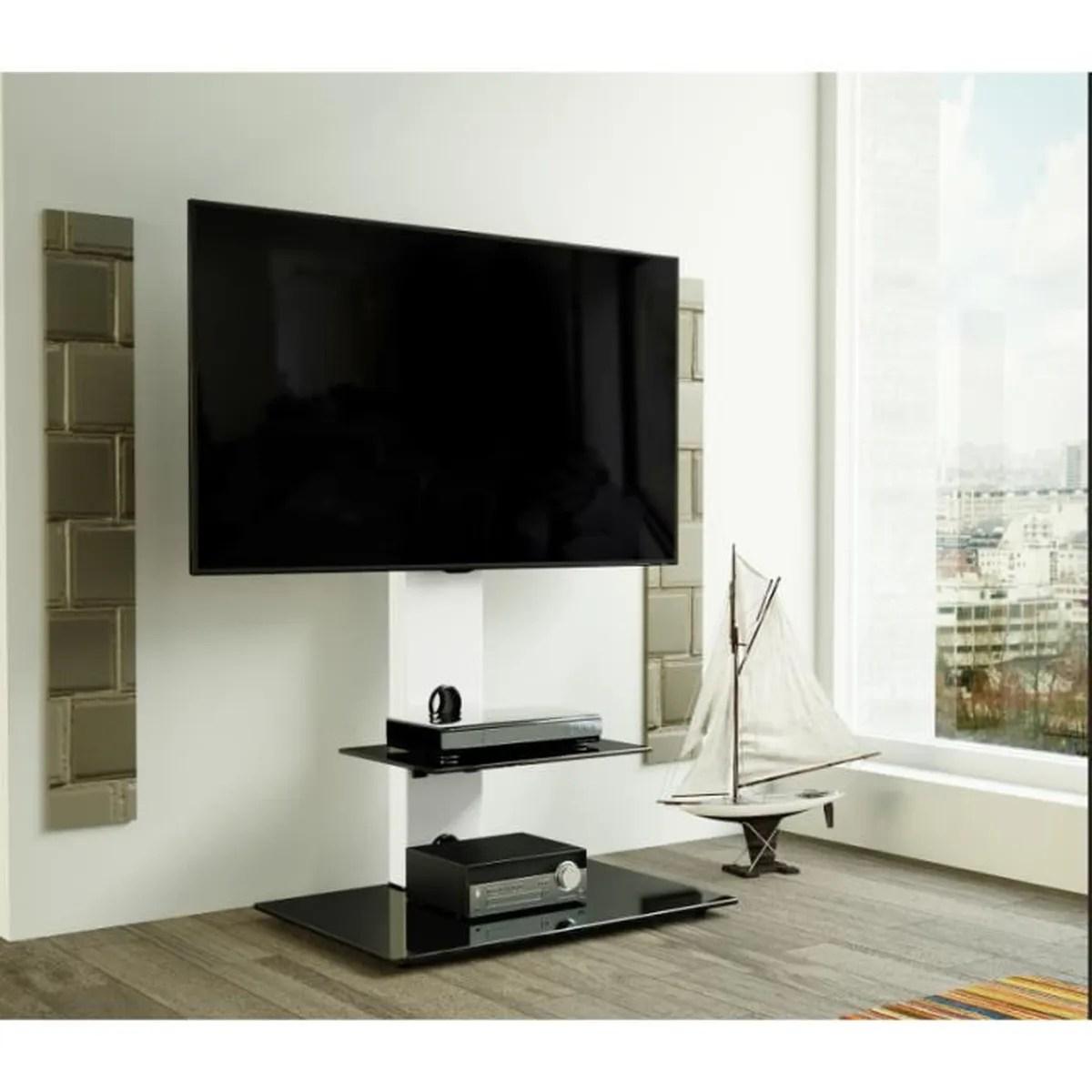 avf lesina meuble tv cantilever avec