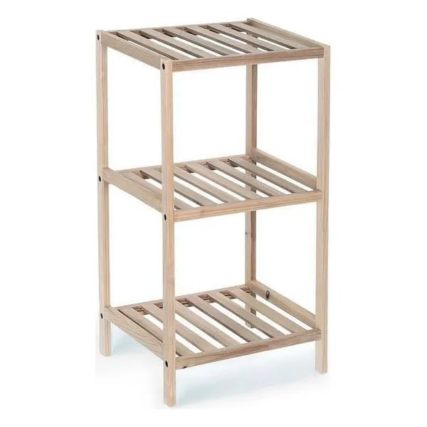 etagere confortime bois 35 x 30 x 70 cm