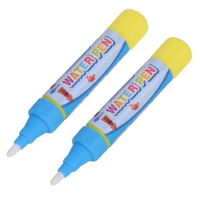 2pcs set bebe stylos de coloration de l eau de d