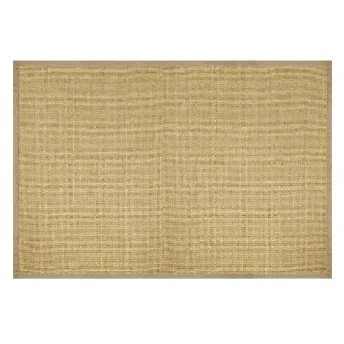 tapis fibres naturelle