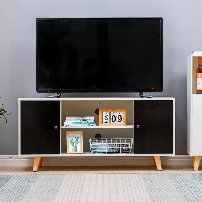 meuble de salon scandinave moderne pour televisi