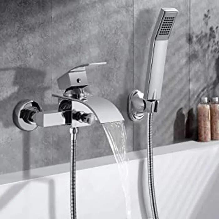robinet de baignoire avec douchette mitigeur de ba