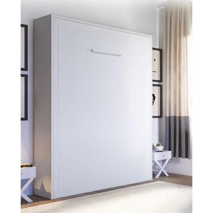 armoire lit escamotable joy 2 places