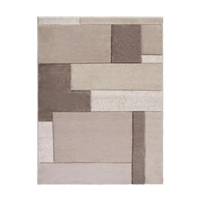 multi tapis de salon contemporain 150x200 cm a
