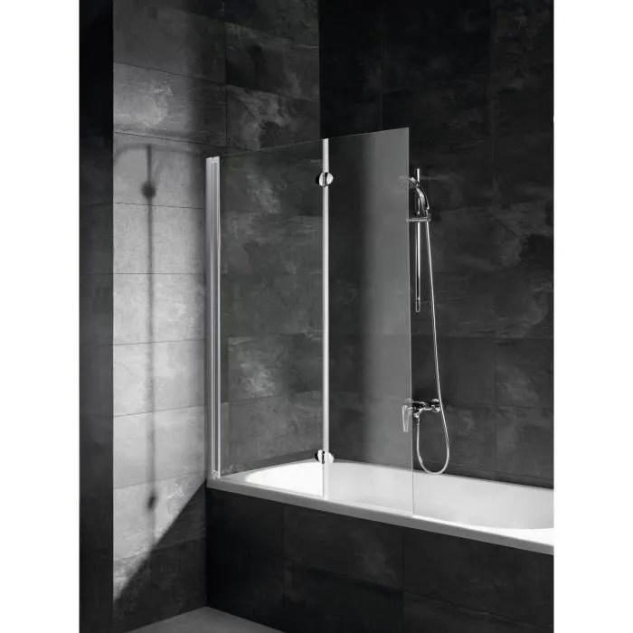 paroi de baignoire 120 cm