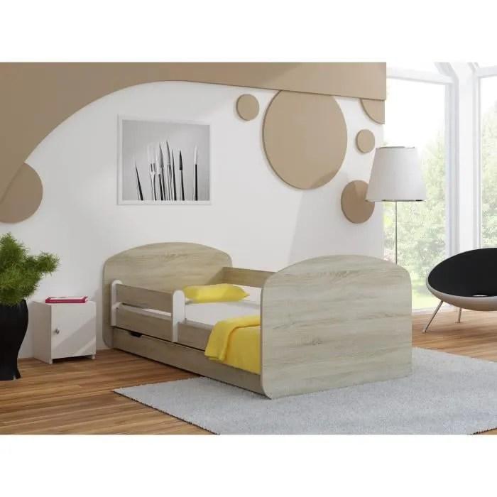 lit enfant 70x140cm avec matelas