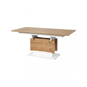 table avec rallonges integrees