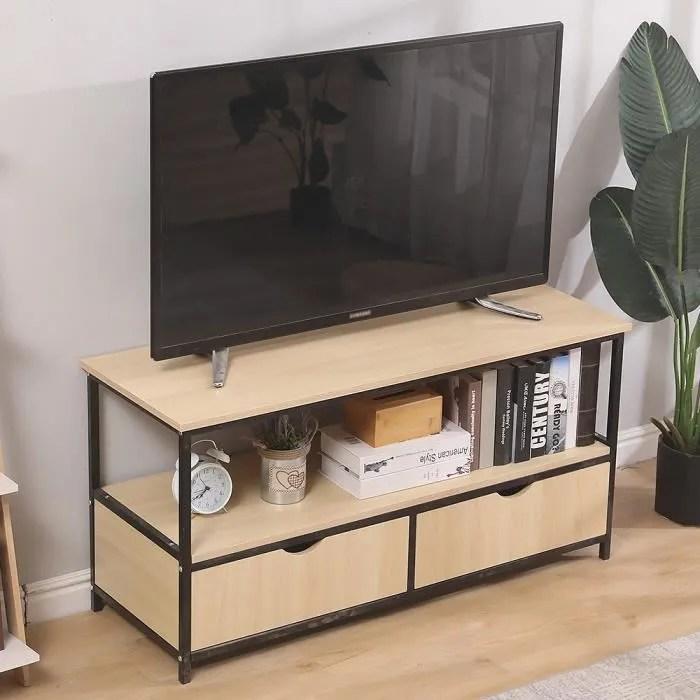 meuble tv table basse buffet bas