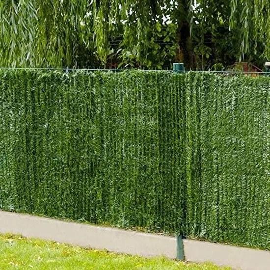 haie jardin artificielle herbe 1x 3