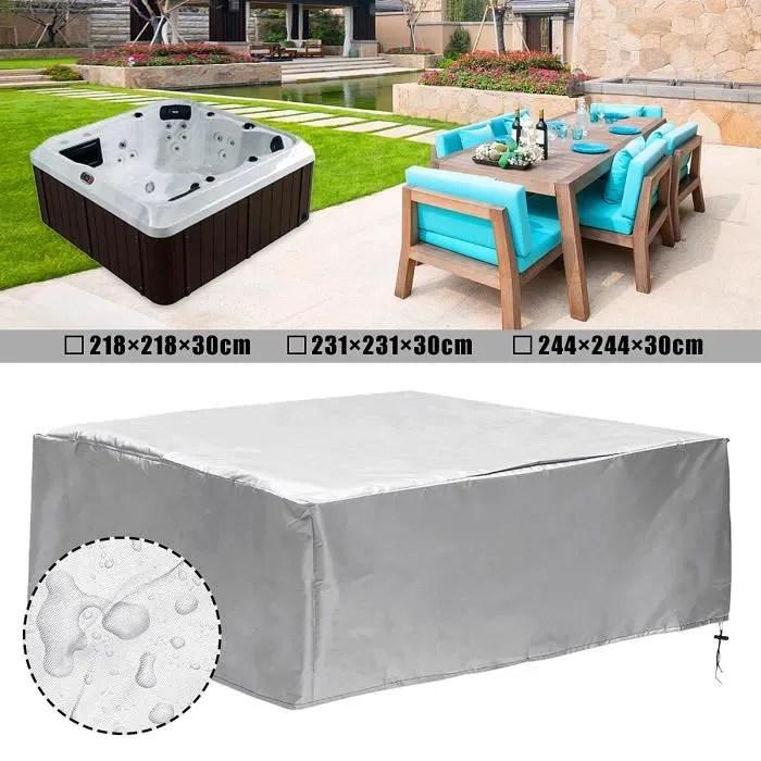 spa exterieur