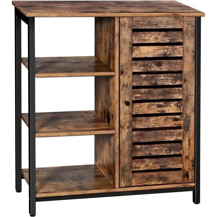 petit meuble de rangement industriel
