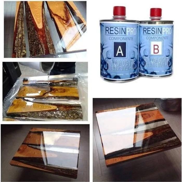 resine epoxy pour bijoux
