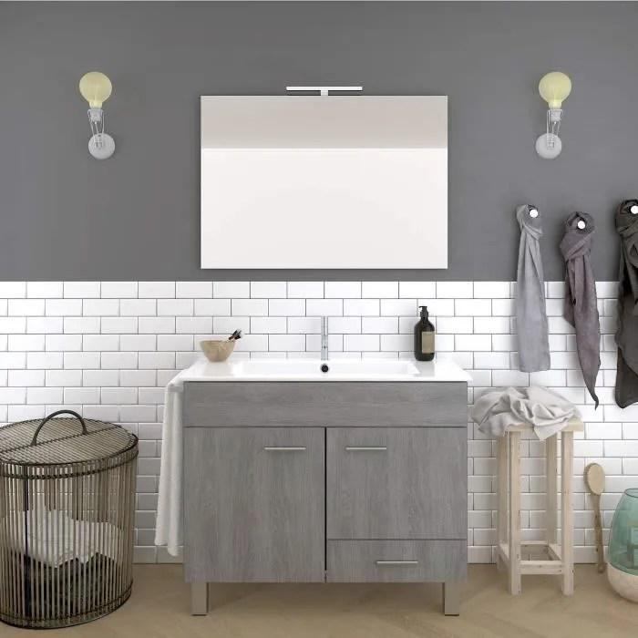 economique meuble de salle de bain moderne temis a
