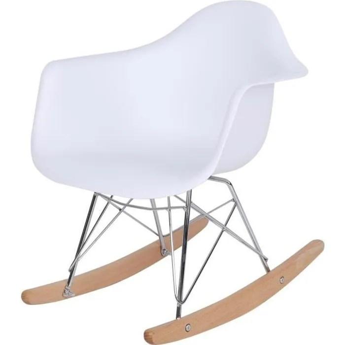 fauteuil a bascule enfants