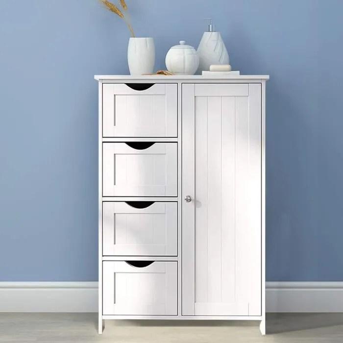 magnifique campagne meubles de rangement commode armoire blanche pour chambre salle de bain