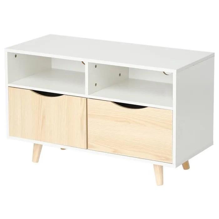vente meuble tv mural meuble scandinave