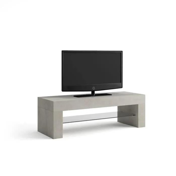 mobili fiver meuble tele evolution beton melam