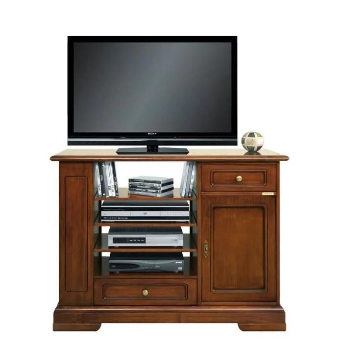 meuble buffet tv haut complet