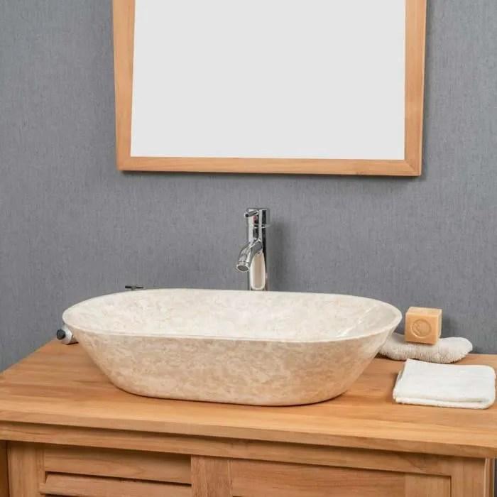 vasque salle de bain en marbre eve