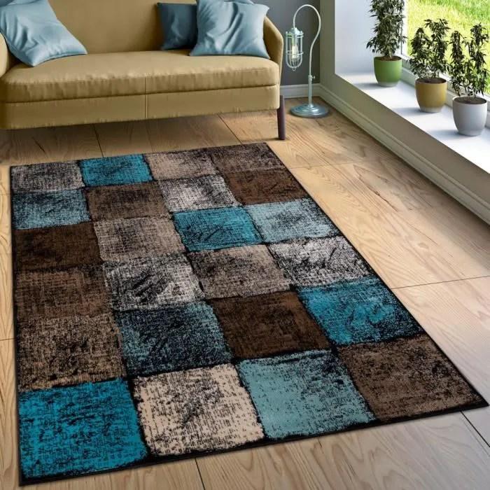 createur tapis salon original combinaison de coule