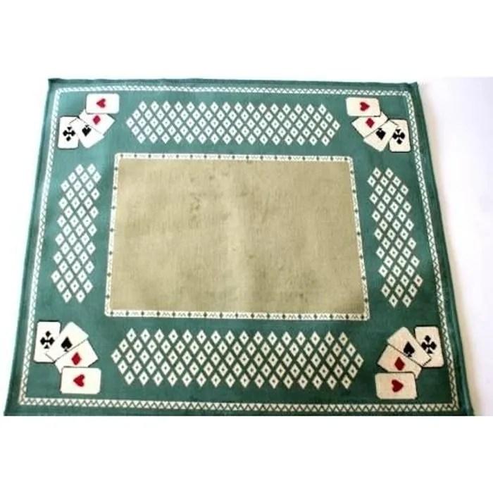 tapis jeu cartes