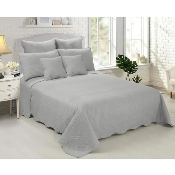 couvre lit grande largeur