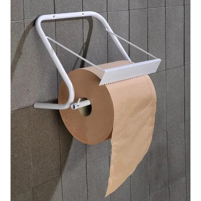 support rouleau papier atelier