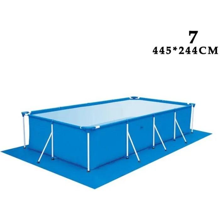 tapis de sol pour piscine intex