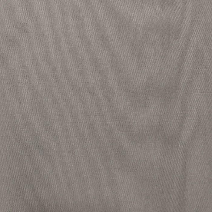 toile a transat gris clair 100 coton au metre l