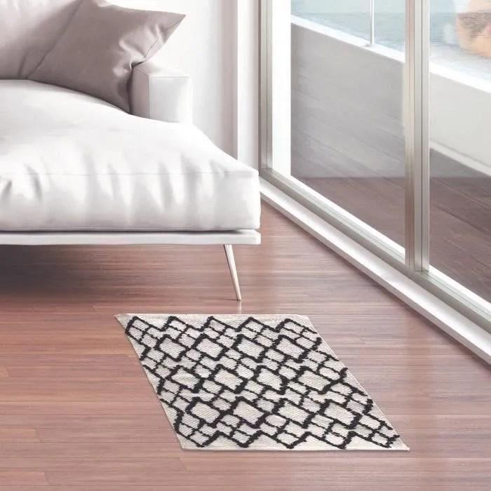 cmp paris tapis berbere relief losange 60x90 c
