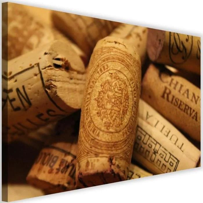 tableau bouchon vin